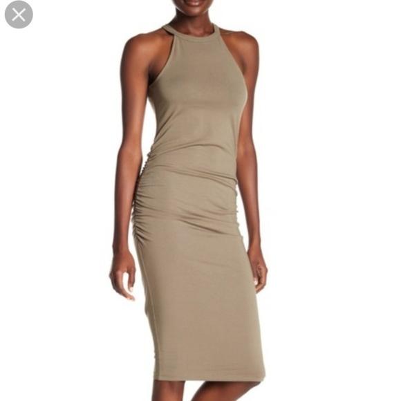 0a984902295c Michael Stars Dresses | Nwt Halter Dress Size Medium | Poshmark